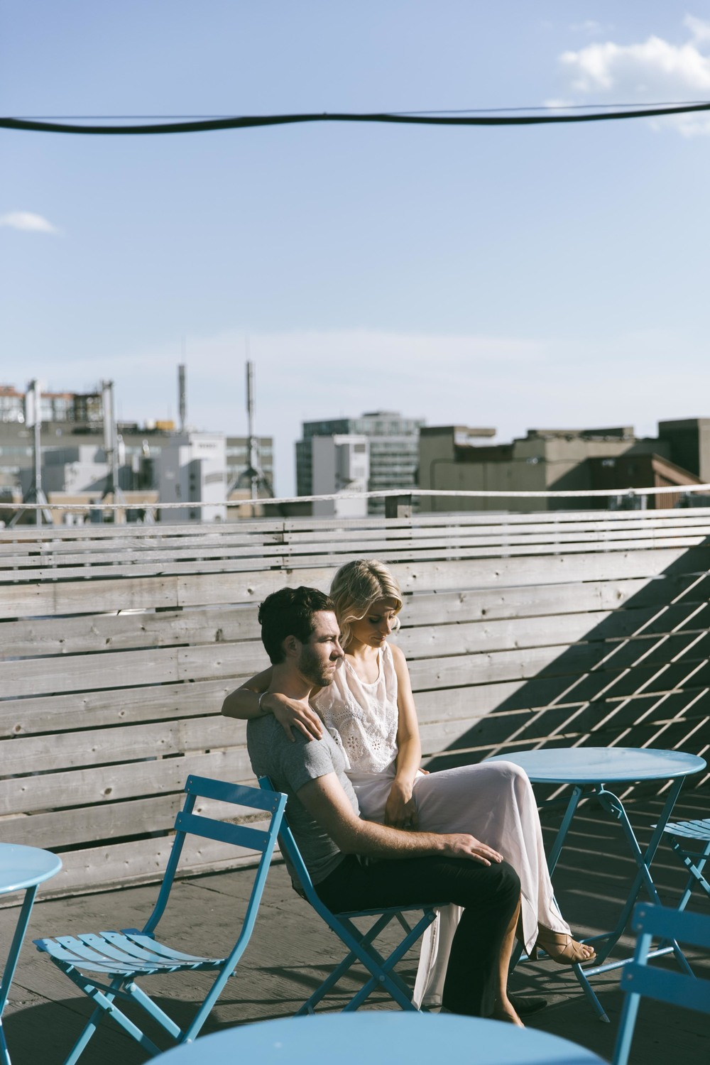 Burroughes Building – Toronto Rooftop Engagement – From Day to ...