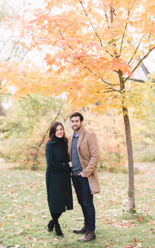 Richmond Hill Engagement Session