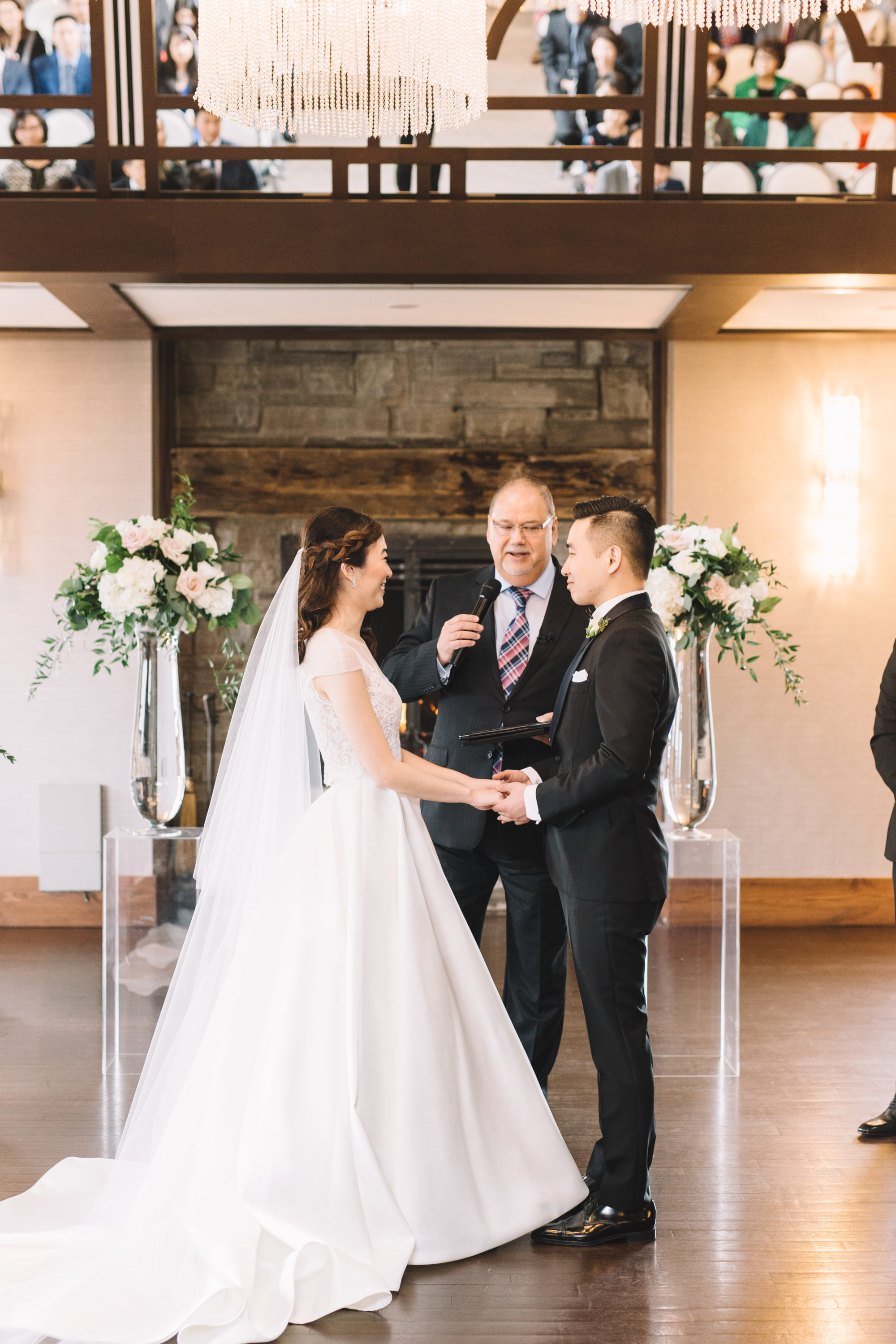 Ceremony at Whistle Bear Golf Club