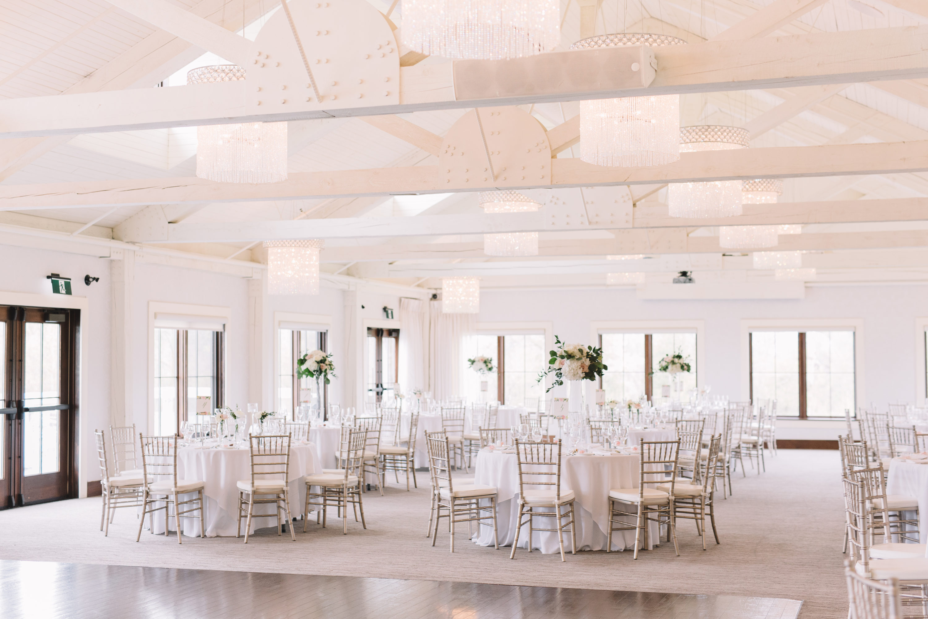Forestview Room and Terrace Wedding at Whistle Bear