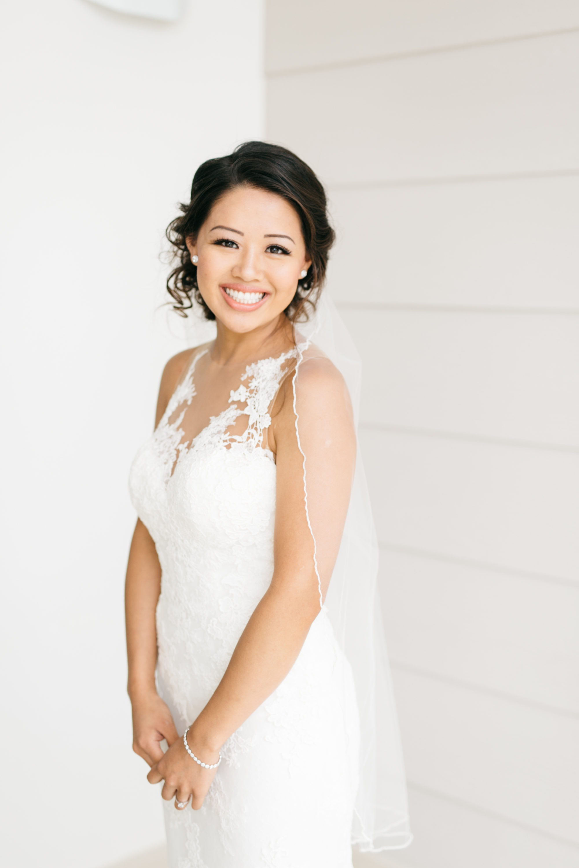 Bride portrait at Royalton White Sands Resort