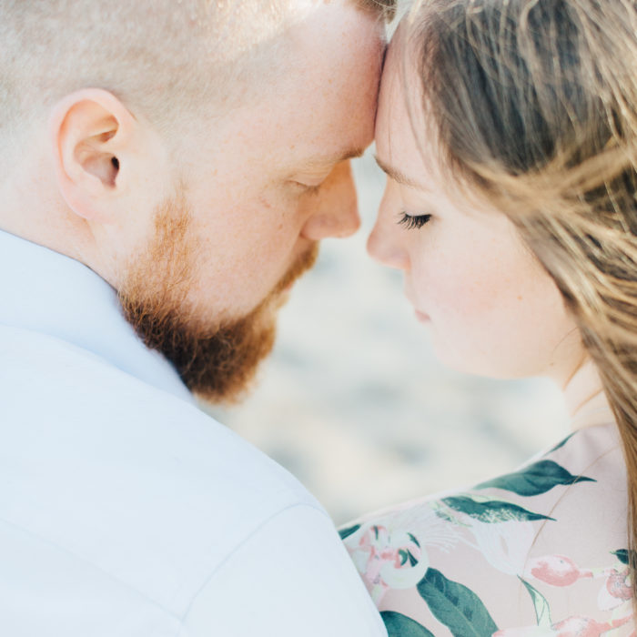 Cherry Beach Engagement Shoot